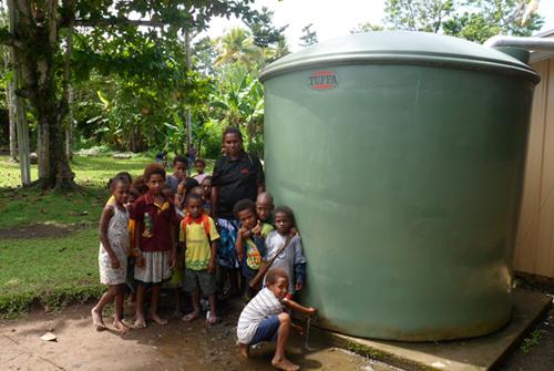 Actiegroep Papoea Nieuw Guinea